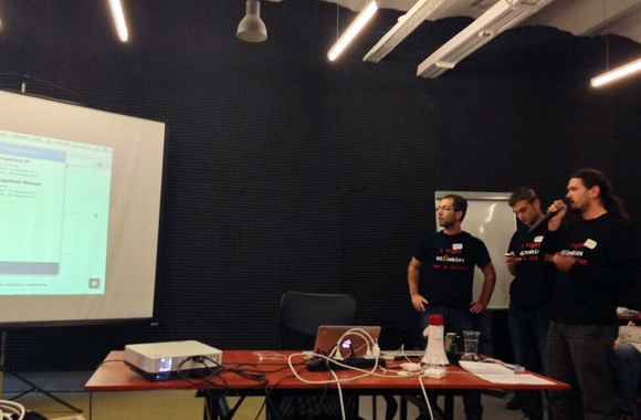 AngelHack presentation